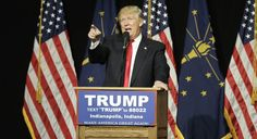 Donald Trump holds a slight lead in two of three polls, while Ted Cruz ties him in another.
