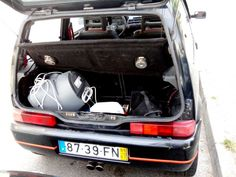 Vendo Fiat cinquecento sport 1.1 67 cv de 95 c 137mil km  Caracteristicas: vidros eletricos, fecho central, teto de abrir manual, bancos desportivos, 5 lugares (3 traseiros rebatem por completo formando mini carrinha).