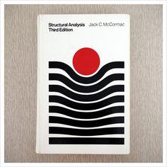 (via Modern Graphic, Illustrative, Typographic Book Covers / Aqua-Velvet) International Typographic Style, Brain Book, Circular Logo, Buch Design, Bar Art, Vintage Graphic Design, Typography Poster, Book Cover Design, Lettering Design