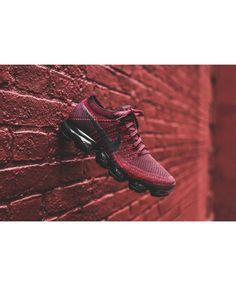 7324141f9f5f2 Nike Air Vapormax Flyknit Dark Team Red Shoes