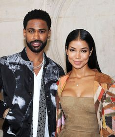 Ceng news delivers you the latest news from around the world, covering top stories and breaking news from Celebrities, business and entertainment. Black Love Couples, Cute Couples, Big Sean And Jhene, Cat Valentine Victorious, Ariana Grande Facts, Make Funny Faces, Jhene Aiko, Photo Couple, Celebs