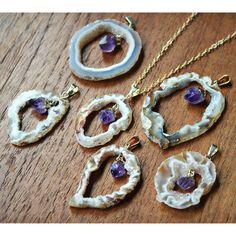 http://fab.com/sale/7814/enb1bt/?fref=sale-invite-tw | Floating Amethyst Necklace