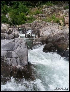 Black River @ Johnson's Shut Ins State Park, near Ironton, MO