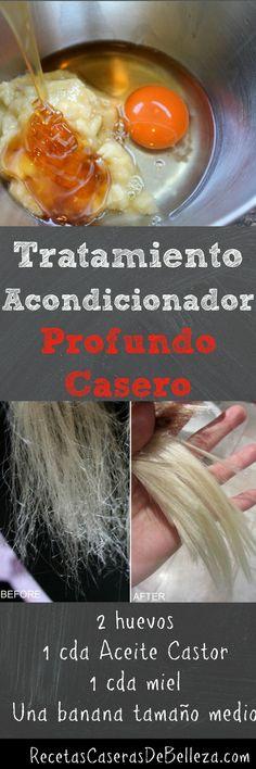 -Acondicionador Profundo Casero