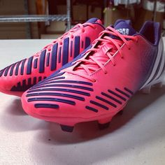 various colors 39843 1b8ff Love this new women s  Predator LZ color.  adidas looking out for the ladies