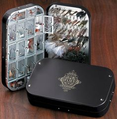 Flies For Trout Fishing - Complete Fly Selection -- Orvis on Orvis.com!  Would love to have this Wheatly Special Edition case!