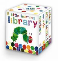 The Very Hungry Caterpillar: Little Learning Library.  Already have this. Want it again...