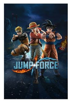 JUMP FORCE new action game from Bandai Namco and Spike Chunsoft has been released for PC, and Xbox One. Xbox One, Ps4 Price, Create Your Own Avatar, Ps4 Review, Bandai Namco Entertainment, Mileena, Game Codes, Ps4 Games, Games Consoles