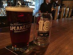 Speakeasy Brewery in San Francisco
