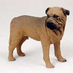 BULLMASTIFF dog stands figurine resin nib new DF88  $13.94