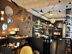galerie fou du roi-design-shop-strasbourg-farrow and ball-vitra ...