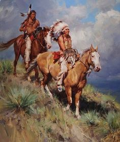 The Return of Red Cloud. Jason Rich. 2015 Awards | The Cowboy Artists of America