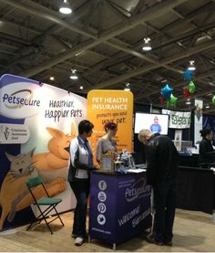 We had a great time at the #Calgary Pet Expo alongside our friends at Western Direct Insurance! Thanks for stopping by our booth!