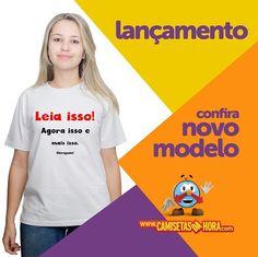 Camiseta Leia Isso : Leia isso! Agora isso e mais isso.  Obrigado!  http://www.camisetasdahora.com/p-24-255-4229/Camiseta---Leia-isso | camisetasdahora