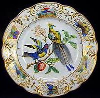 Sevres Armorial Porcelain Cup and Saucer from the Prince Baratyansky service 1793