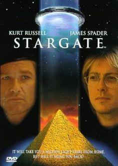 "Col. Jack O'Neil (Kurt Russell) & Dr. Daniel Jackson (James Spader) - ""Stargate"" (1994) #biblioteques_UVEG"