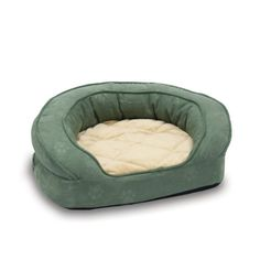 K&H Manufacturing Ortho Bolster Sleeper Deluxe Green - 4436
