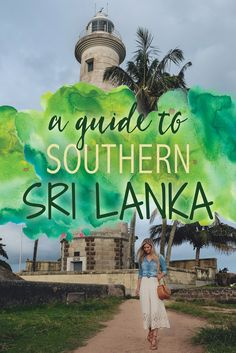 Sri Lanka has something for everyone. I was so blown away by the landscapes and natural beauty. Here are the highlights of Southern Sri Lanka!