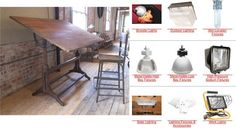 Today's Email: Best Online Industrial Chic Resources