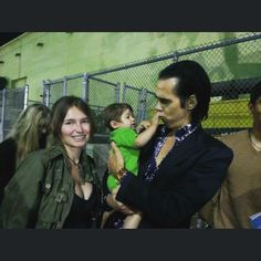 Nick Cave-- I dunno what is happening but I'm pretty sure my ovaries exploded