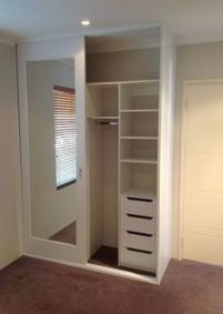 21 Ideas Bedroom Closet Built Ins Small bedroom wardrobe 21 Ideas Bedroom Closet Built Ins Small
