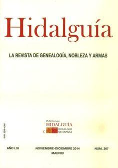 HIDALGUÍA