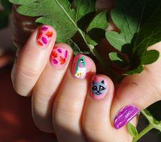 Pocahontas Nails