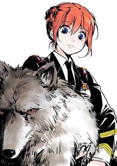 Sougo Okita x Kagura [OkiKagu], Gintama Samurai, Manga Anime, Anime Art, Gintama, Dark Anime Guys, Anime Girls, Okikagu, Anime Kunst, Cartoon Shows
