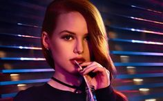 Télécharger fonds d'écran Madelaine Petsch, Riverdale, en 2017, le théâtre, le cinéma américain