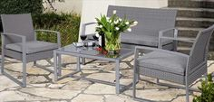 Cheap Low Cost Patio Furniture Ideas Under 250 Dollars