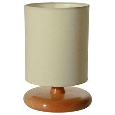 tambor luminária mesa
