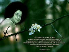 SAI DIVINE INSPIRATIONS: GRAPHICS-SAI MESSAGE
