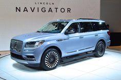 New York 2017 : Lincoln Navigator 2018, un capitaine à la barre - V - Auto