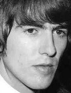 The beautiful George Harrison