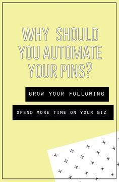 Why you should use a scheduling program for Pinterest. This will free up a lot of time, so that you can focus on other things, like RUNNING YOUR BUSINESS!!: