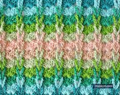 MyPicot is always looking for excellence and intends to be the most authentic, creative, and innovative advanced crochet laboratory in the world. Baby Blanket Crochet, Crochet Baby, Free Crochet, Knit Crochet, Crochet Stitches Patterns, Crochet Chart, Stitch Patterns, Blanket Patterns, Crochet Flowers