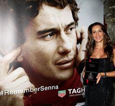 TAG Heuer - Ayrton Senna reprend sa place dans la famille des ambassadeurs TAG Heuer - Tenez-vous au courant des dernières actualités sur les produits, les événements, les ambassadeurs TAG Heuer, et bien plus.