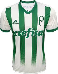 ba658b9f2 Palmeiras oficializa nova camisa 2  estilo Atlético Nacional  e já a coloca  à venda