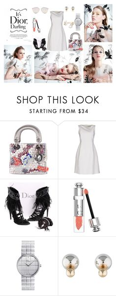 """""""Its dior darling"""" by ines-varela-haillot on Polyvore featuring moda e Christian Dior"""