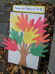 Thankful tree :)