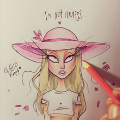 "8,578 Likes, 76 Comments - Alef Vernon (@alefvernonart) on Instagram: ""I'm not flawless... But I got a Diamond Heart @ladygaga @timburton_ style #joanne #ladygaga…"""