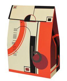 Bauhaus Package on Behance
