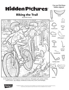 Highlights In The Classroom Hidden Pictures Picture Puzzles And . Hidden Object Puzzles, Hidden Picture Puzzles, Hidden Objects, Highlights Hidden Pictures, Highlights Kids, Colouring Pages, Coloring Sheets, Coloring Books, Puzzles For Kids