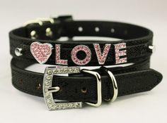 Namsan Bling Personalized Pet Dog Collar Rhinestone Customized Free Name Diamond Bucklet--Black S Namsan http://www.amazon.com/dp/B00G97IISY/ref=cm_sw_r_pi_dp_bE6fub0R51XAV