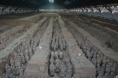 Het Terracotta Leger bij Xi'an. http://www.pimenjiska.nl/het-terracotta-leger