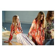Behind the Scenes | Gucci Fall Winter 2015 Campaign