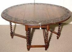 Jacobean Table (English)