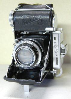 Vintage Balda Super Baldina 35mm Bellows Camera German Made $70 + $7