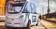 Safety Board To Investigate Autonomous Shuttle Crash In Las Vegas #Accidents #Autonomous