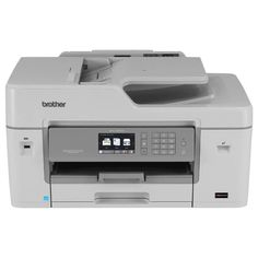 Brother - Business Smart Pro MFC-J6535DW Wireless All-In-One Printer
